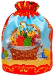Paschal bag (for koulich) - 2