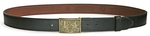 Orthodox leather belt - Griffons