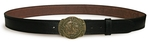 Orthodox leather belt - Labarum