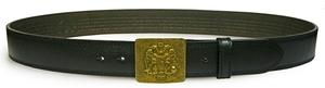 Orthodox leather belt - Agion Oros