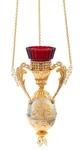 Vigil lamps: Paschal oil lamp no.2