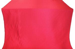 Orenbourg metallic brocade (claret)