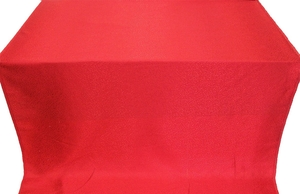 Orenbourg metallic brocade (red)