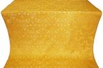 Koursk silk (rayon brocade) (yellow/gold)