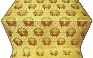 Brabant metallic brocade (yellow/gold)