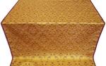 Repka metallic brocade (yellow/gold)