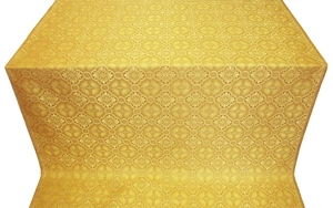 Miletus metallic brocade (yellow/gold)