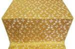 Lily metallic brocade (yellow/gold)