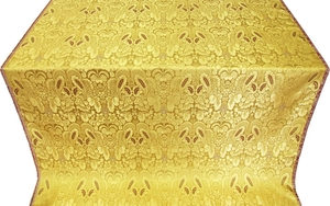 Morozko metallic brocade (yellow/gold)