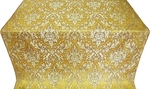 Tavriya metallic brocade (yellow/gold)