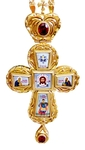 Clergy jewelry pectoral cross no.21
