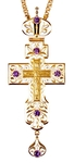 Clergy jewelry pectoral cross no.30