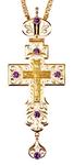 Clergy jewelry pectoral cross no.30
