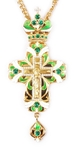 Clergy jewelry pectoral cross no.13