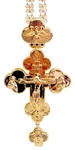 Clergy jewelry pectoral cross no.48