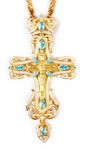 Clergy jewelry pectoral cross no.54