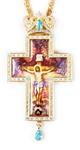 Clergy jewelry pectoral cross no.55-2