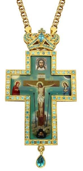 Clergy jewelry pectoral cross no.55