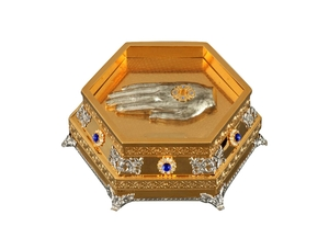 Reliquary no.7 (with stones)