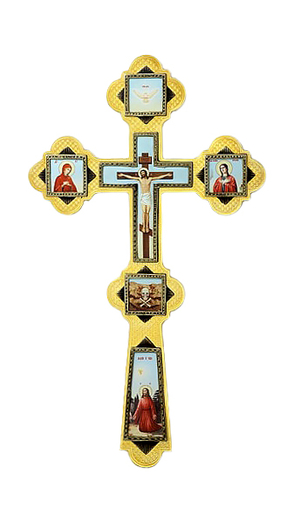 Blessing cross no.6-12