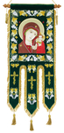 Church banners (gonfalon) -11