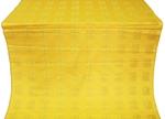 Abakan metallic brocade (yellow/gold)