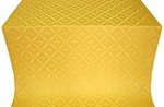 Polistavrion metallic brocade (yellow/gold)