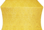 Neva Lavra silk (rayon brocade) (yellow/gold)