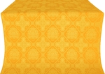 Donetsk silk (rayon brocade) (yellow/gold)