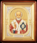 Religious icons: St. Nicholas the Wonderworker - 15