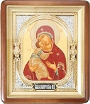 Religious icons: Most Holy Theotokos of Vladimir - 19
