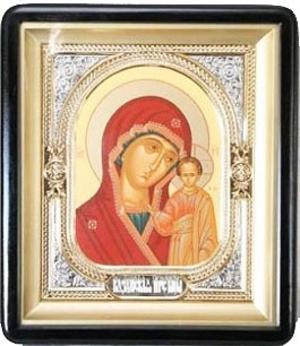 Religious icons: Most Holy Theotokos of Kazan - 20