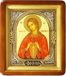 Religious icons: Most Holy Theotokos the Succor in Travail