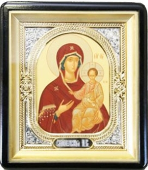 Religious icons: Most Holy Theotokos of cmolensk