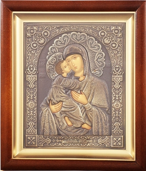 Religious icons: Most Holy Theotokos of Vladimir - 4