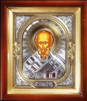 Religious icons: St. Nicholas the Wonderworker - 16