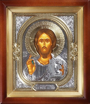 Religious icons: Christ the Pantocrator - 2