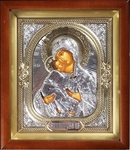 Religious icons: Most Holy Theotokos of Vladimir - 3