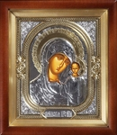 Religious icons: Most Holy Theotokos of Kazan - 2