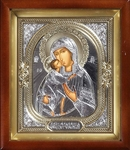 Religious icons: Most Holy Theotokos of Theodorov
