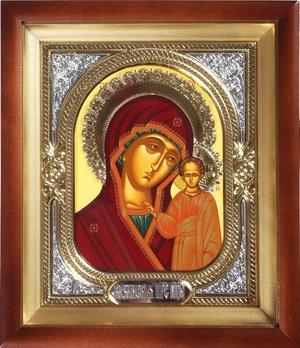 Religious icons: Most Holy Theotokos of Kazan - 4