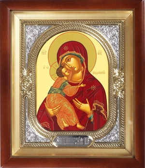Religious icons: Most Holy Theotokos of Vladimir - 5