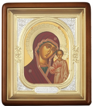 Religious icons: Most Holy Theotokos of Kazan - 37
