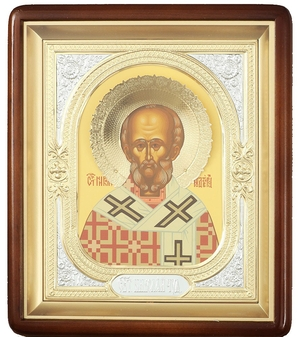 Religious icons: St. Nicholas the Wonderworker - 18