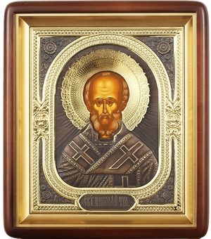 Religious icons: St. Nicholas the Wonderworker - 19
