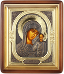 Religious icons: Most Holy Theotokos of Kazan - 5