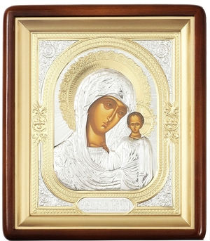 Religious icons: Most Holy Theotokos of Kazan - 6