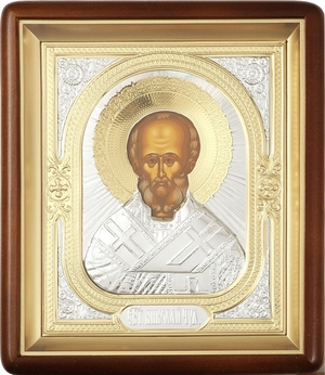 Religious icons: St. Nicholas the Wonderworker - 20