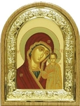 Religious icons: Most Holy Theotokos of Kazan - 8