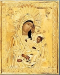 Religious icons: Most Holy Theotokos the Healer of Diseases no.9